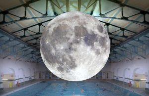 china fake moon